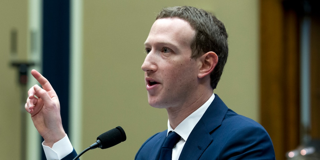 Facebook drops 4% on report the FTC might block its plans to merge WhatsApp, Instagram, and other apps…