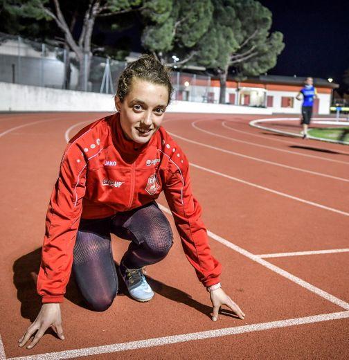 Sarah, l'unique visage gardois du sport adapté de haut ...