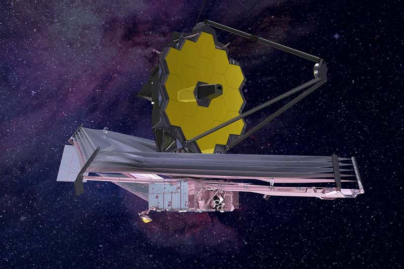 In Exactly A Year Our Knowledge Of The Cosmos Will Change Forever. This Is The $10 Billion Reason (James Webb Space Telescope)…