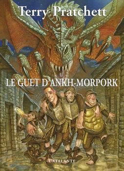 Le Guet d'Ankh-Morpok - Terry PRATCHETT - Fiche livre ...