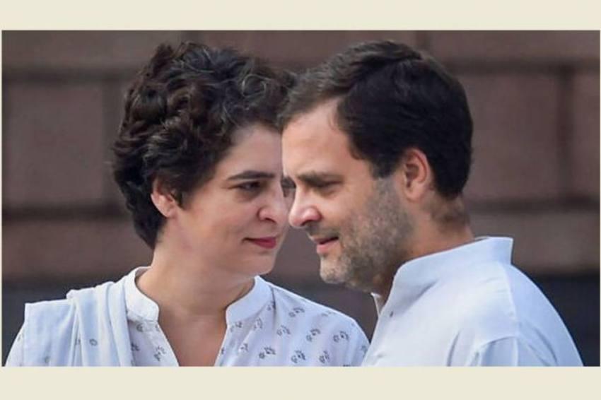 Can Rahul Gandhi And Priyanka Gandhi's Visible Solidarity ...