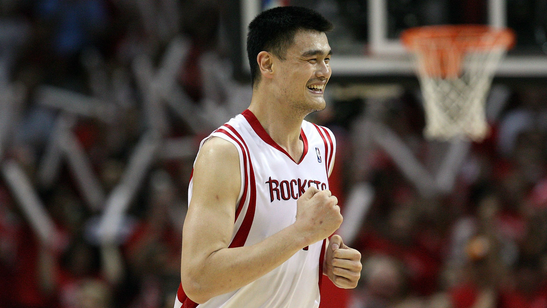 Never forget Yao Ming was an absolute beast with the ...