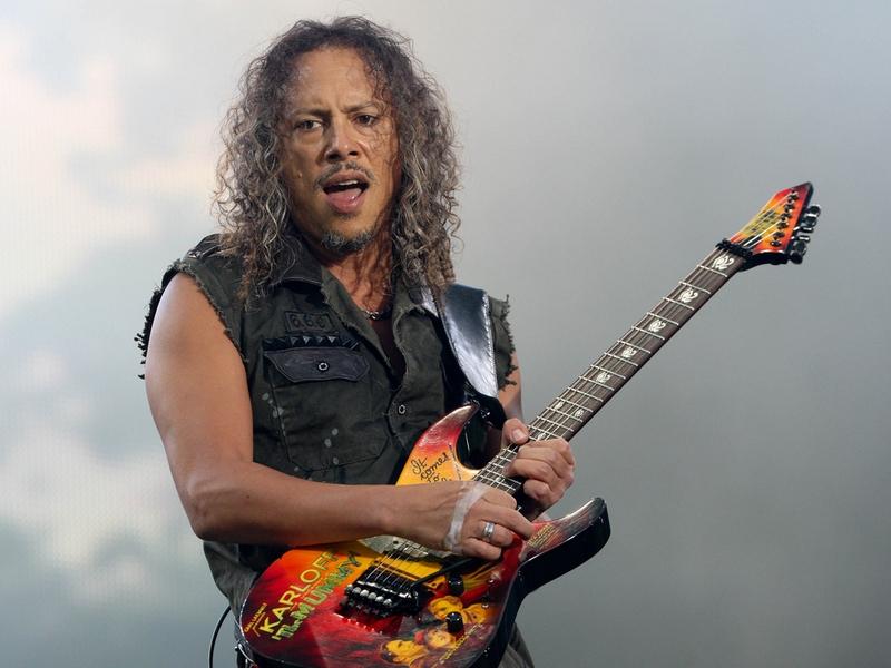 Kirk Hammett Says Metallica Is Too Bonded To Ever Split ...