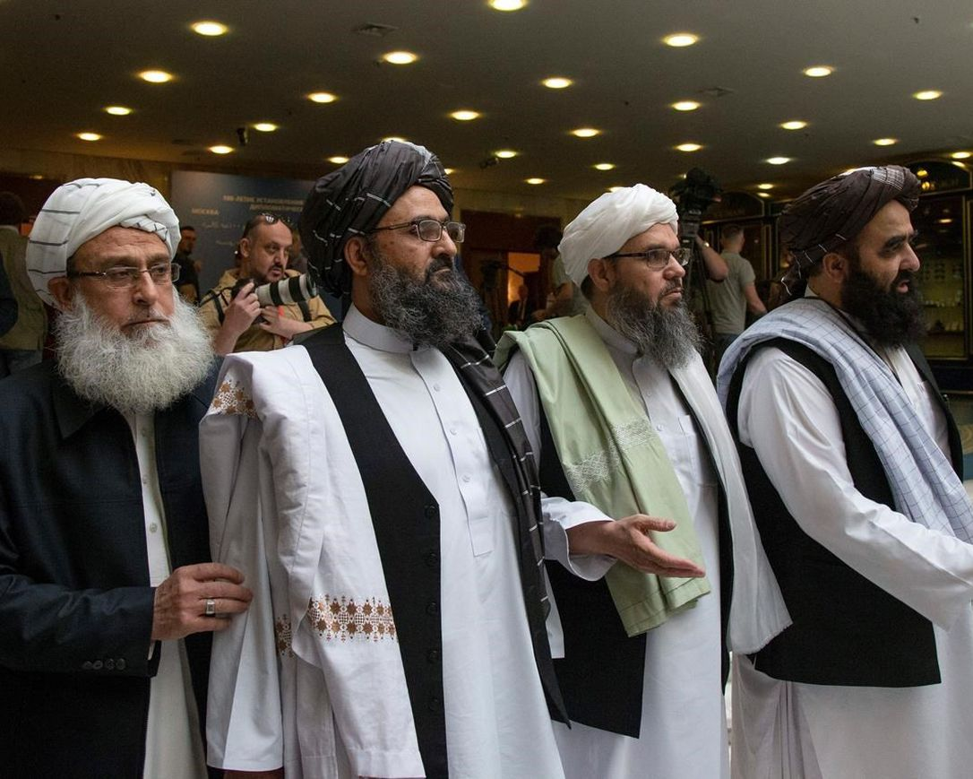 US opens first round of resurrected peace talks with Taliban…