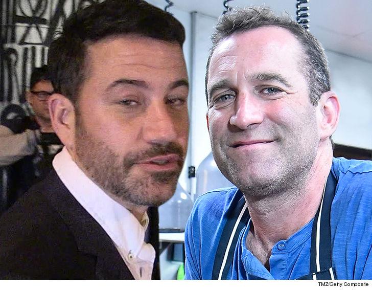 Jimmy Kimmel's Friend's Arrest Was Largely Based on Wife's ...