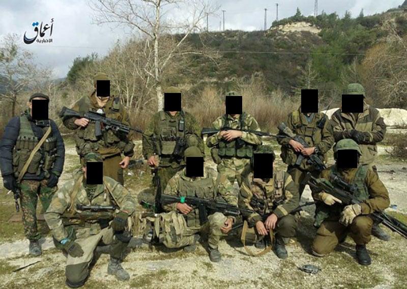 Wagner mercenaries Putin's private army in Donbas - media ...