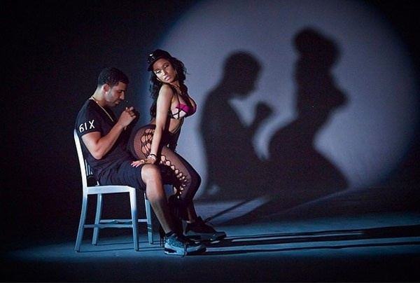 "Drake's Involvement in Nicki Minaj's ""Anaconda"" Video Is in Violation of Canada's Strip Club ..."
