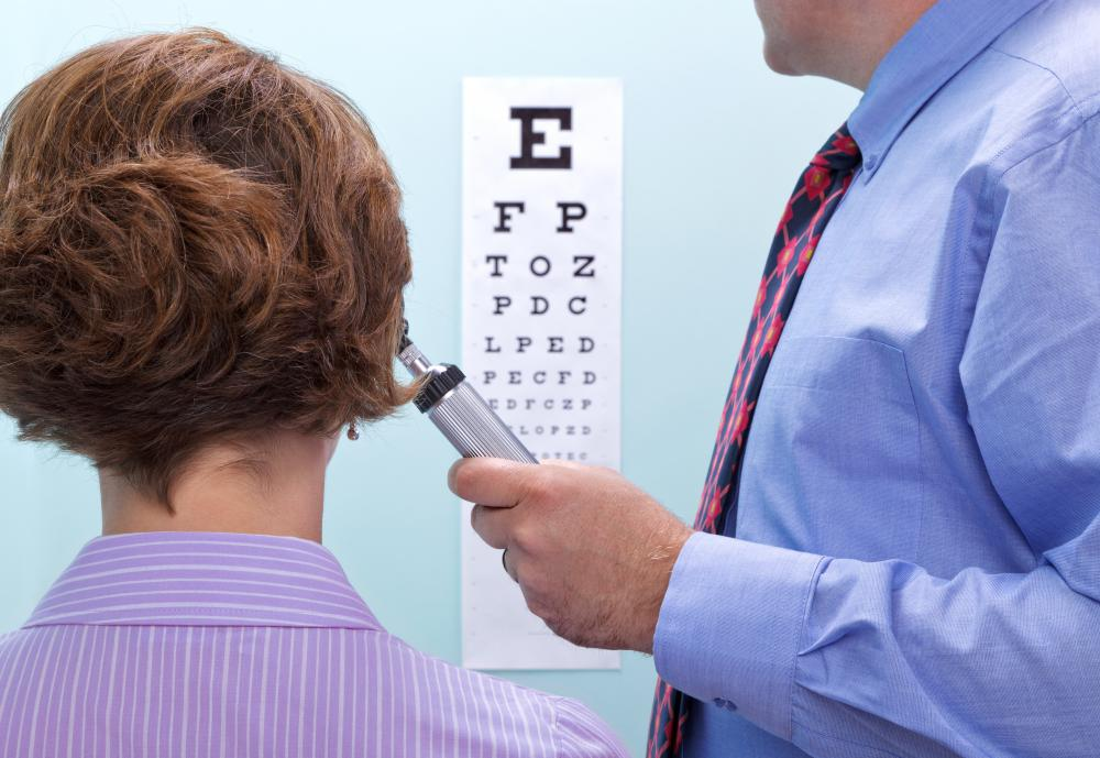 What is Astigmatism? (with pictures)