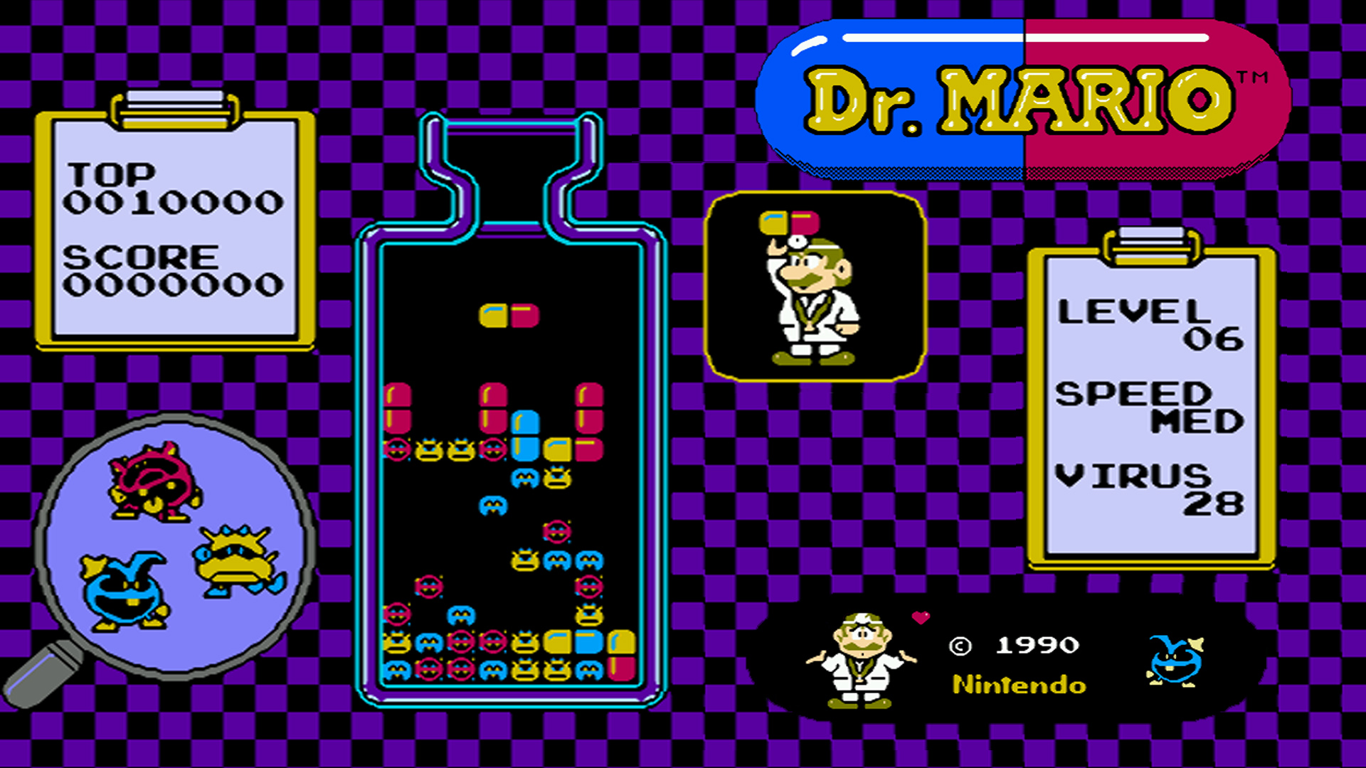 Dr. Mario Full HD Wallpaper and Background | 1920x1080 | ID:587470