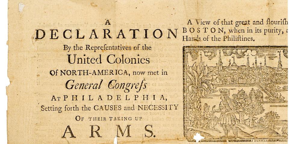 Bonhams : Washington's post
