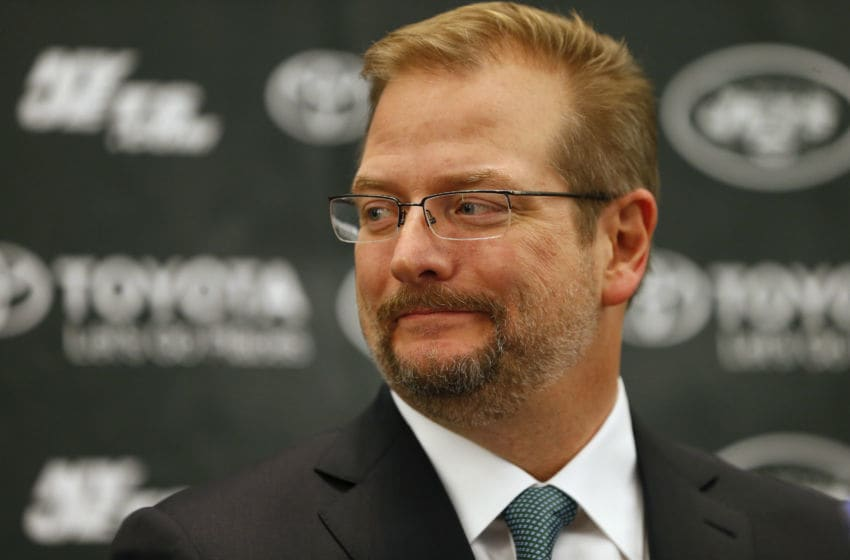 New York Jets: Mike Maccagnan needs a big free agent ...