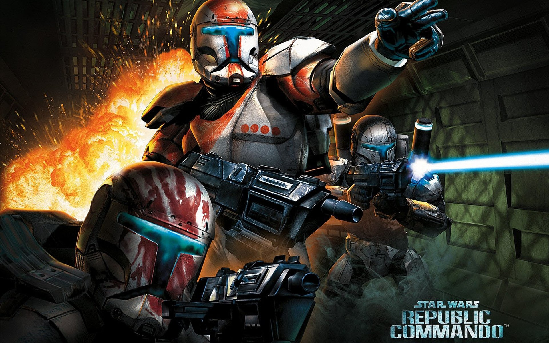 Star Wars: Republic Commando Full HD Wallpaper and ...