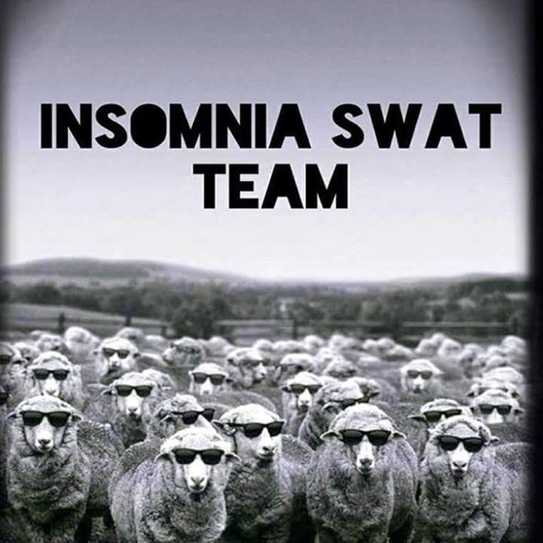 Insomnia swat team - Meme by armedwithgun :) Memedroid