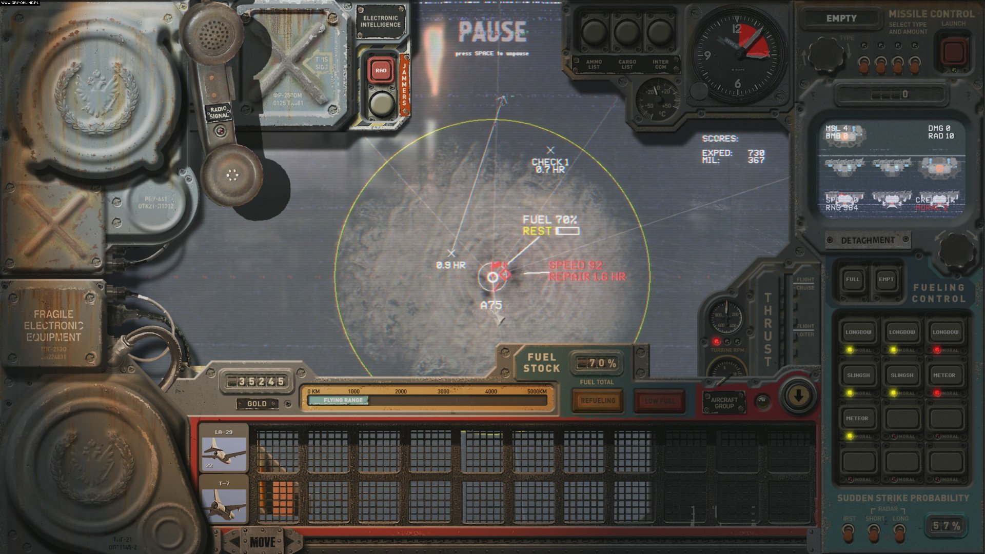 HighFleet Screenshots, PC | gamepressure.com