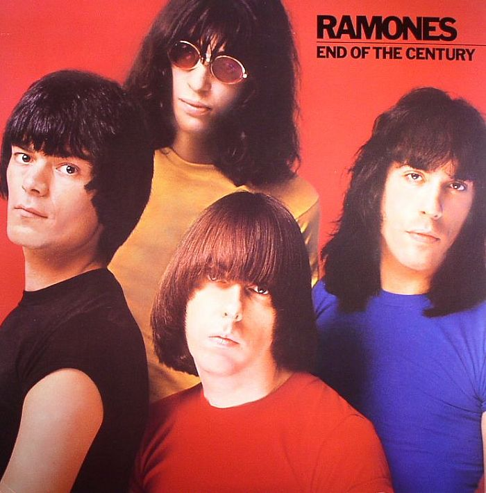 RAMONES End Of The Century vinyl at Juno Records.