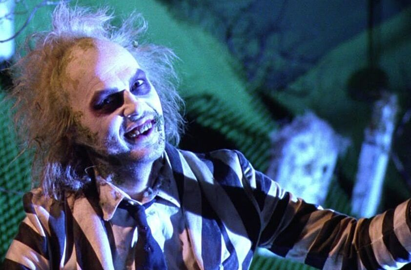 30 years later and Beetlejuice is still the ghost with the most
