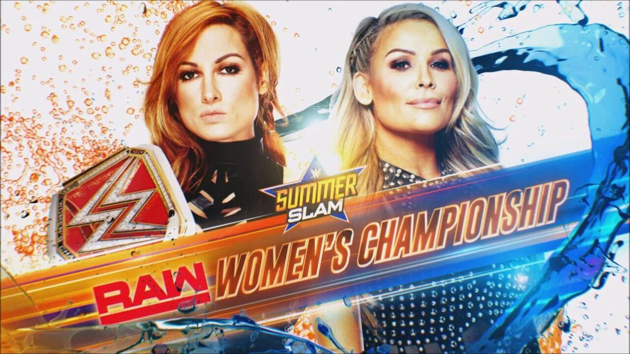 Flipboard: WWE SummerSlam 2019 preview: Raw Women's ...