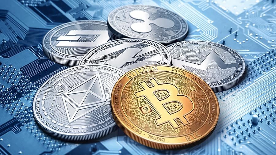 Cryptocurrency - Digital Currency, Current Rate, Latest ...