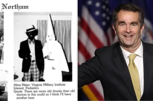 """Virginia Governor – """"Black Face"""" Northam – Increases Corrections Budget In Anticipation Of Jailing Gun Owners…"""