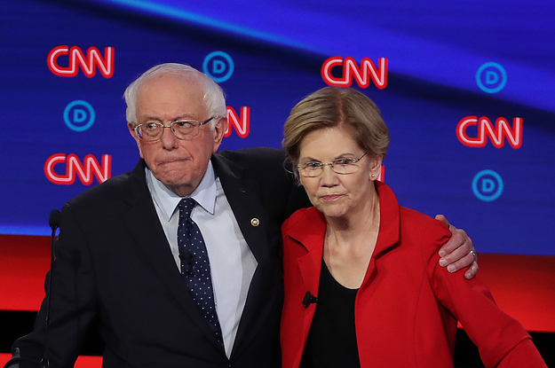 The Communist Caucus, Sanders and Warren Demand McConnell Hold Full and Fair Impeachment Trial for 'Most Corrupt President in Our History'…