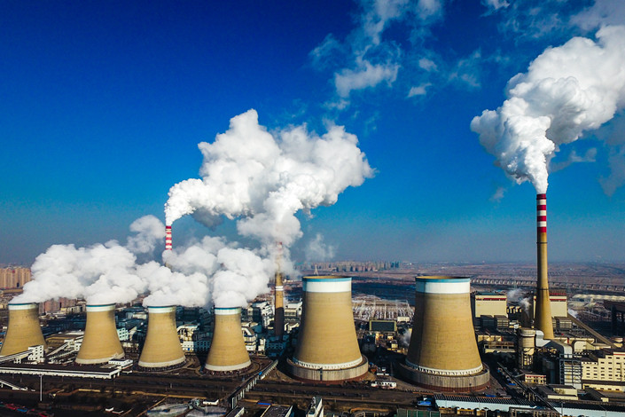 Three-Quarters of China's Coal Plants Fitted With Emission ...