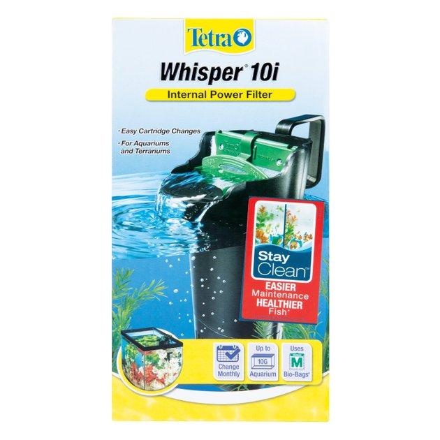 Tetra Whisper Internal Aquarium Power Filter with ...