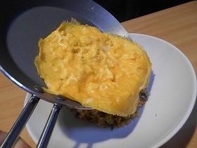 美味ドレのオムライスのふわふわ卵簡単作成 by キングコングmk ...