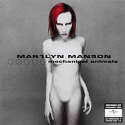 Mar1lyn Man5on* - Mechanical Animals (2010, CD) | Discogs