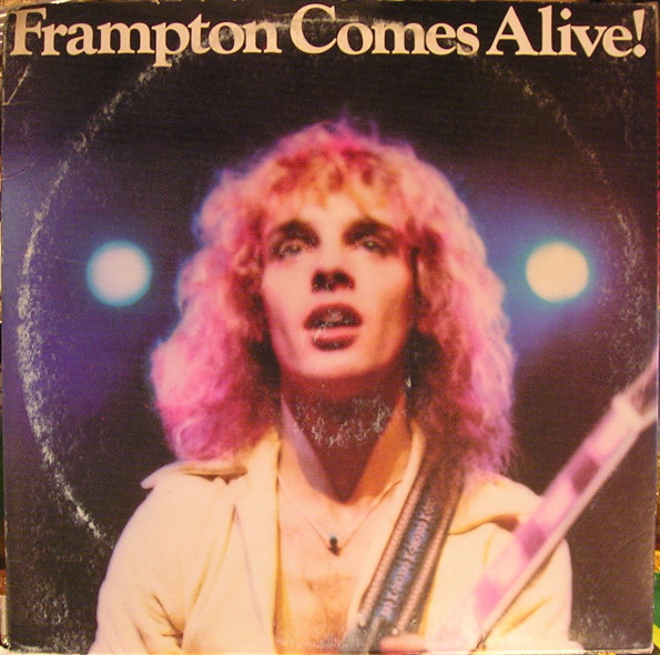 Peter Frampton - Frampton Comes Alive! (1976, Vinyl) | Discogs