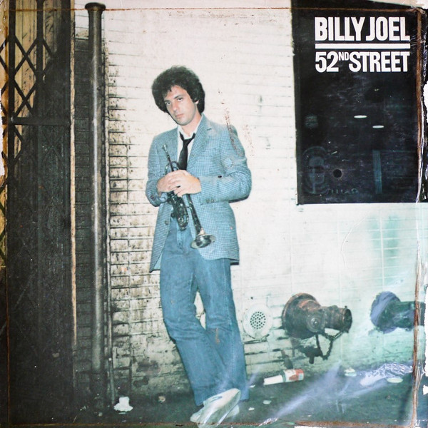 Billy Joel - 52nd Street (1978, Vinyl) | Discogs