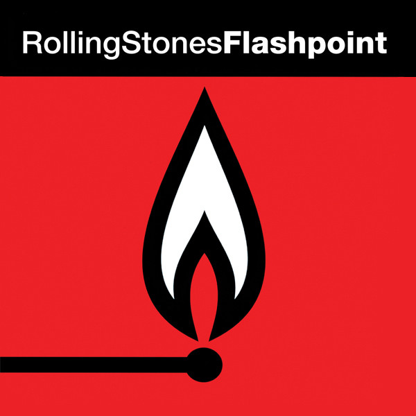 The Rolling Stones - Flashpoint (CD, Album) | Discogs