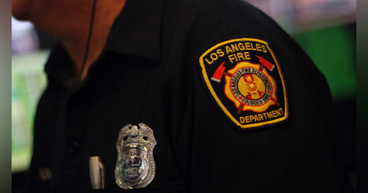 500 LAFD Firefighters Sue over Vaccine Mandate | Firehouse