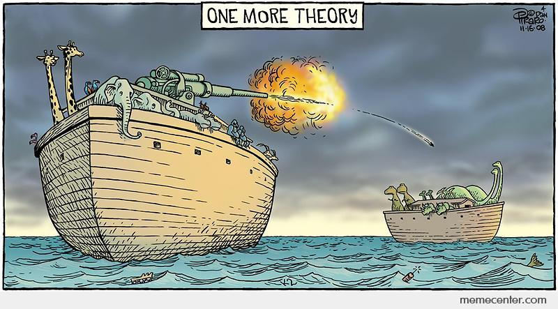 One More Theory: The extinction of the dinosaurs by ben ...