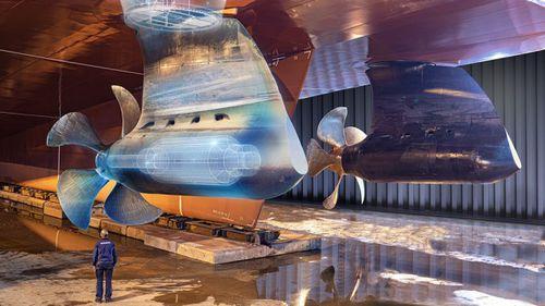 Ship pod drive - SiPOD-M - SIEMENS Marine