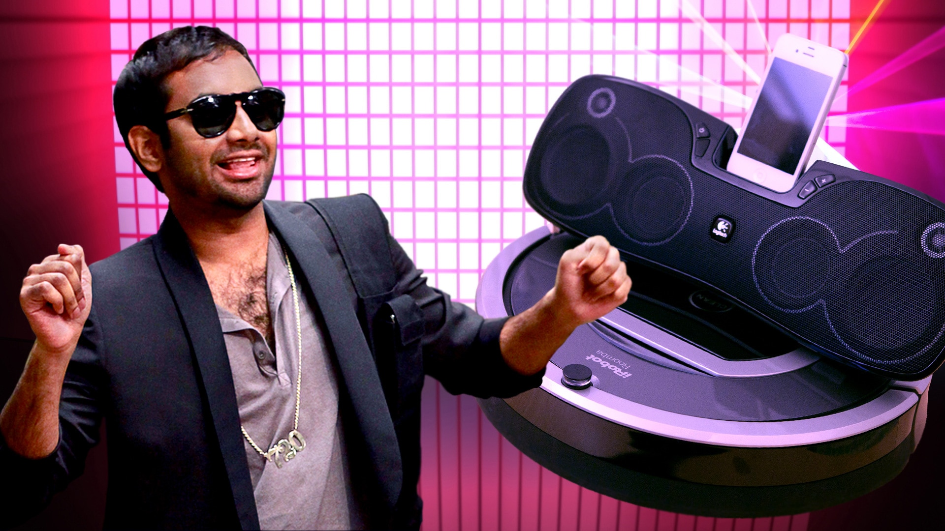 Watch Parks and Recreation Web Exclusive: DJ Roomba, Drop ...