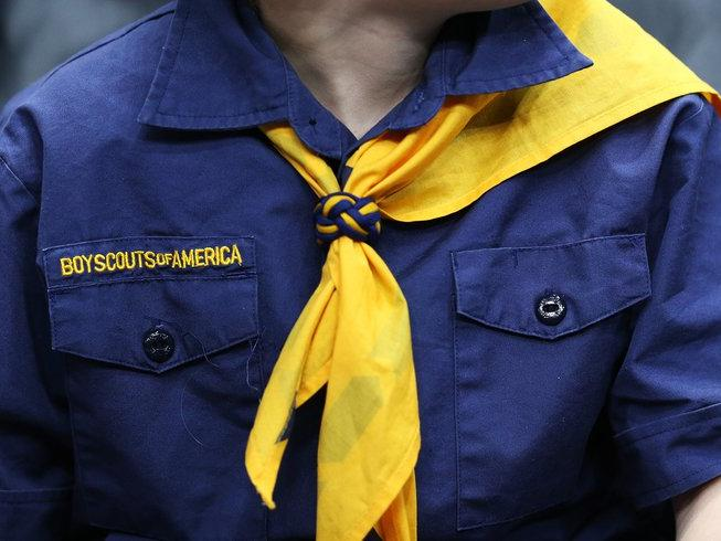 Nearly 90,000 sex abuse claims filed against Boy Scouts of ...