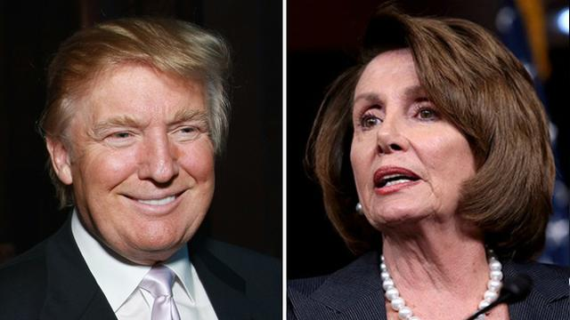 Pelosi defends not speaking to Trump for almost a year ...
