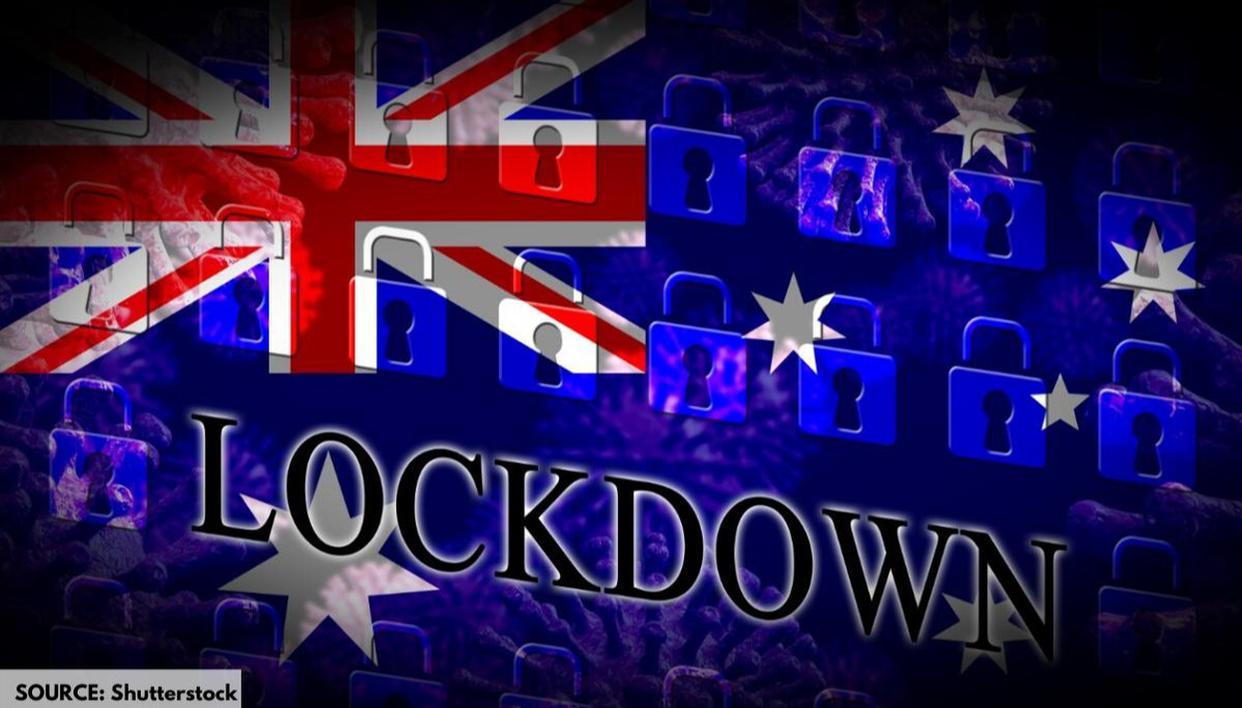 Fact check: Did Australia announce a lockdown for a period ...