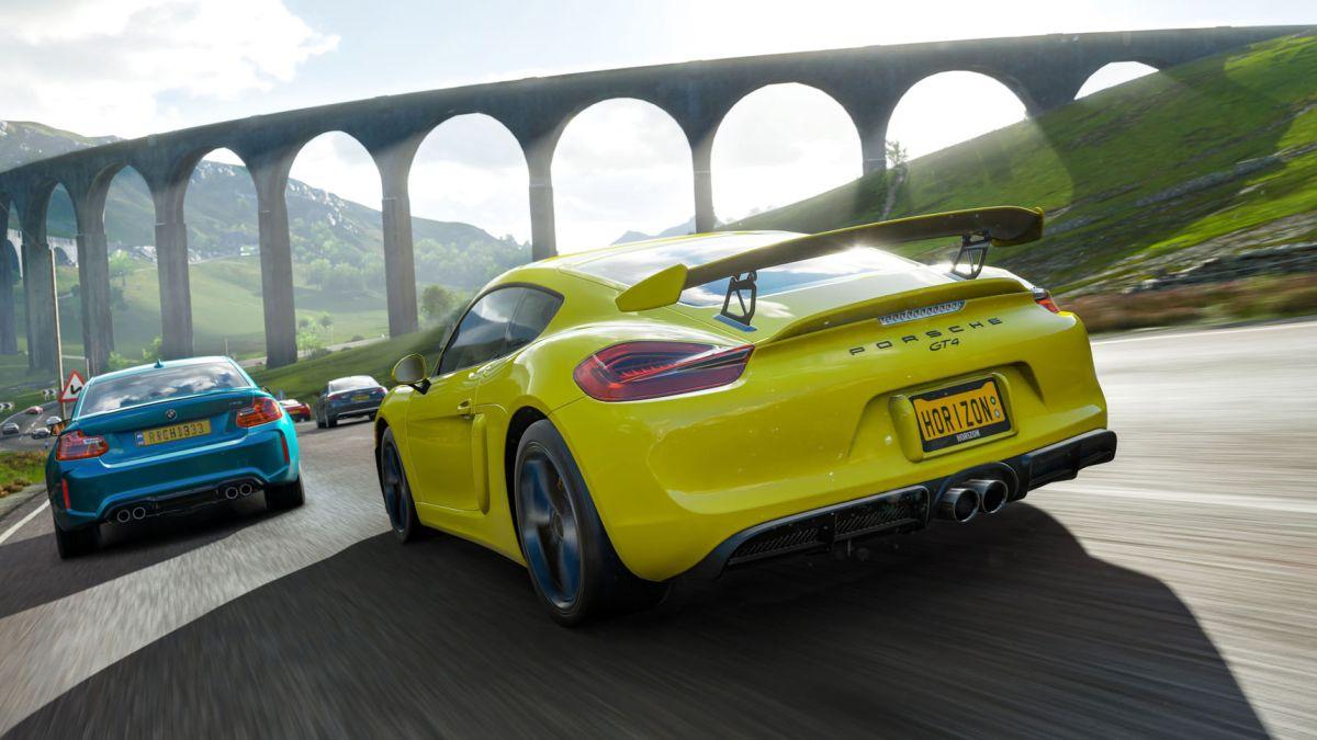 Forza Horizon 4 Steam Versiyonu Geliyor - Tamindir