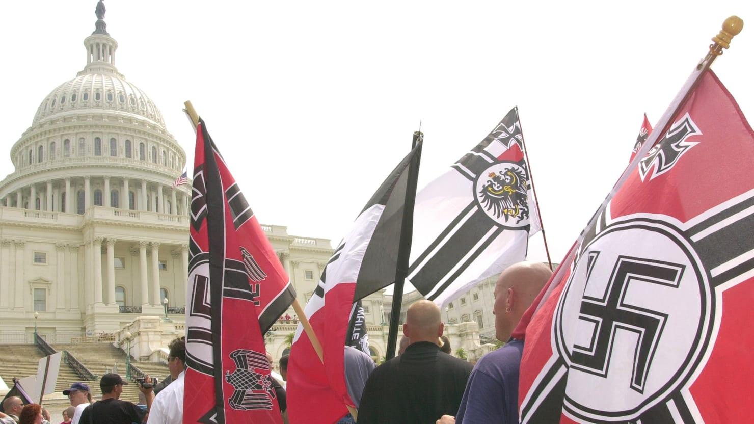 Should Neo-Nazis Be Allowed Free Speech?