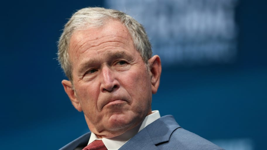 Report: George W. Bush Calling Up Lawmakers to Push for ...