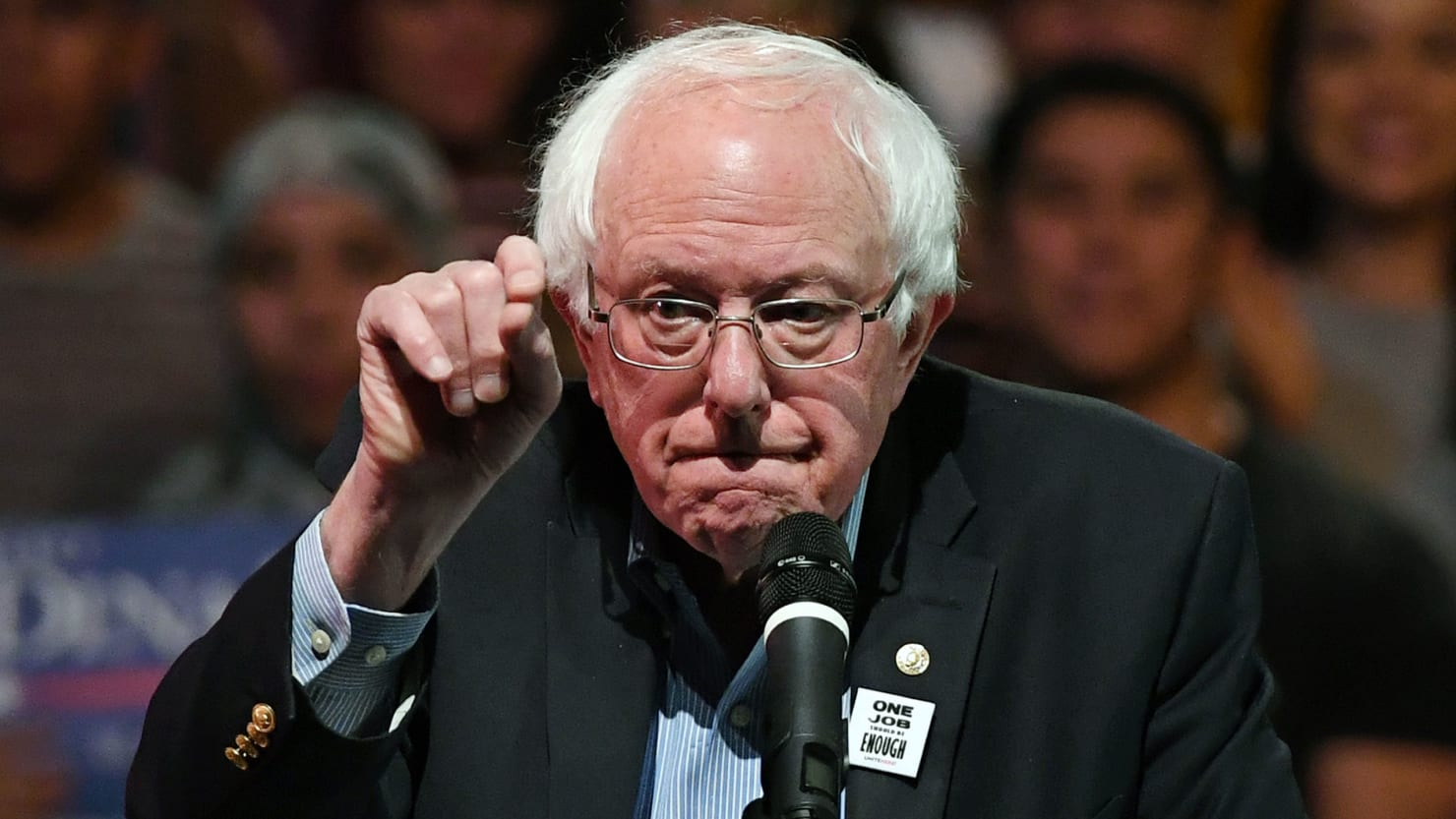 CNN Can't Fathom It: Sanders Leading In Their Own National Poll…