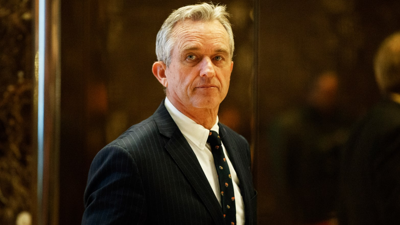 Robert Kennedy Jr.: The Trump White House Has Shut Me Out ...