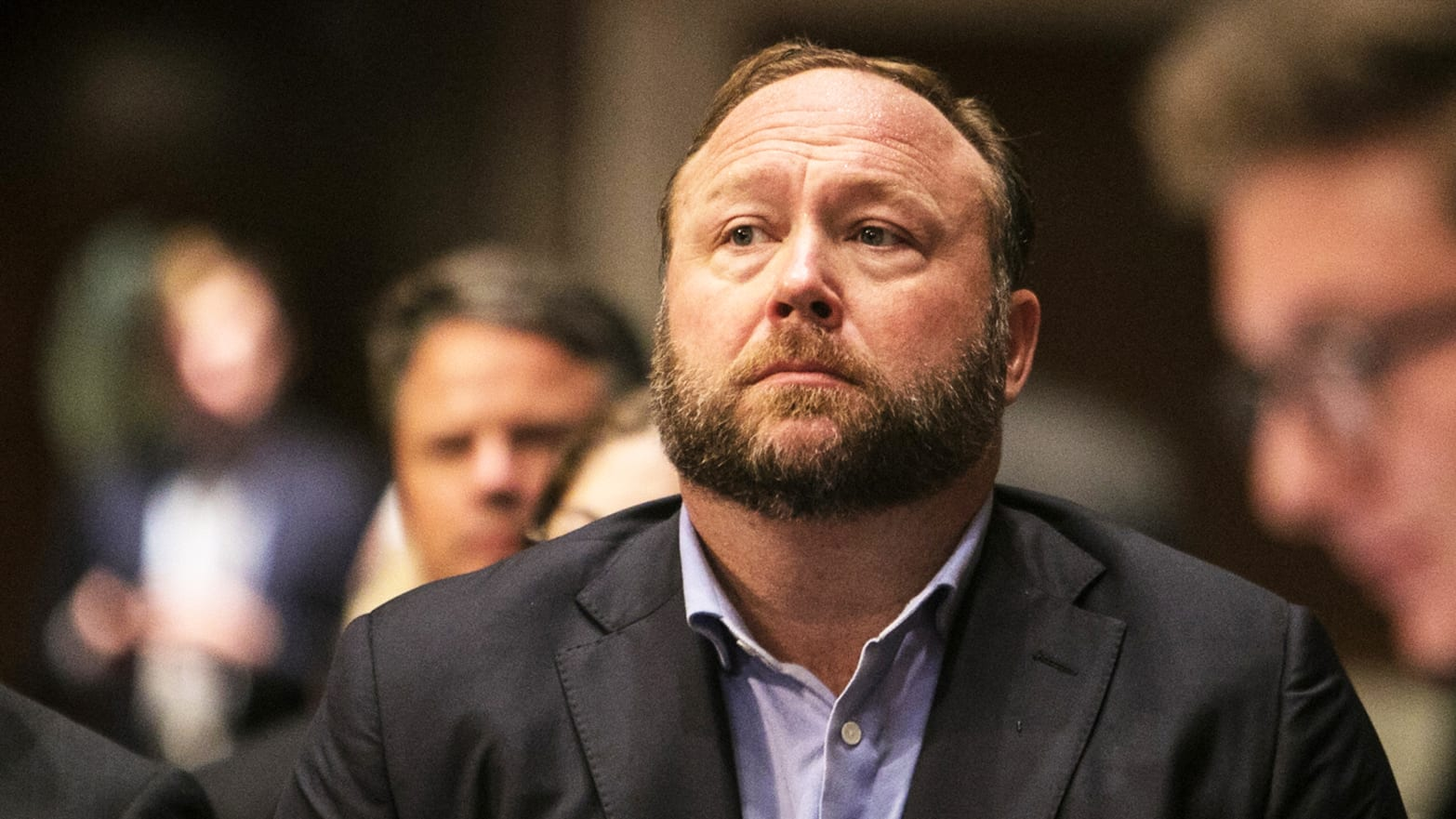 Infowars Chief Alex Jones' Legal Shenanigans Wear Thin in ...