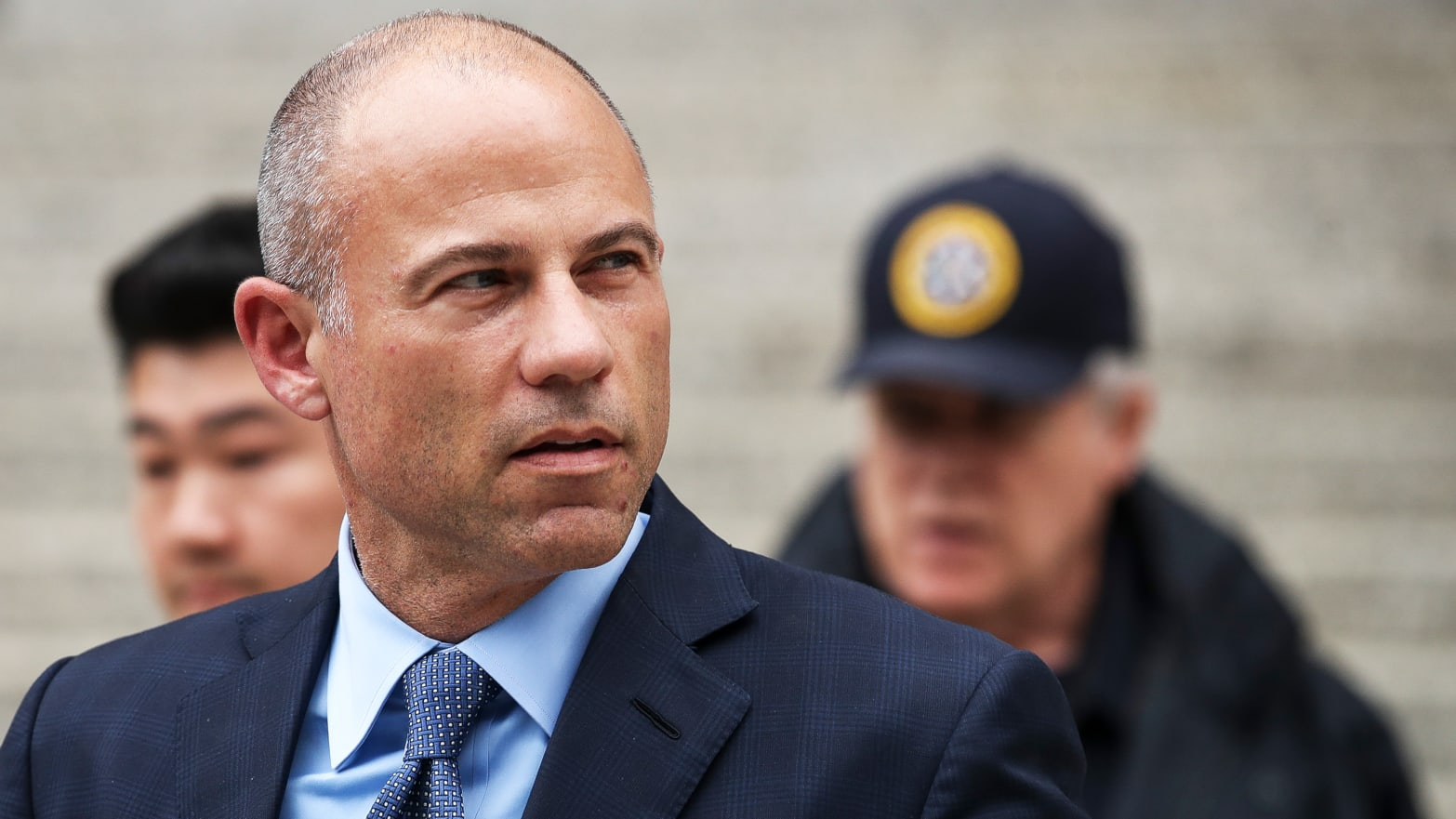 Michael Avenatti 'was caught on wiretap trying to shake Nike down for $25 MILLION'…