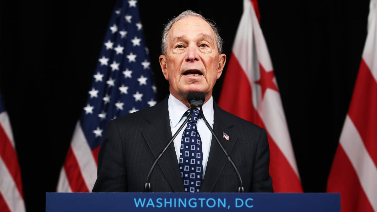 Michael Bloomberg Has Spent $38 Every Second of His Campaign…