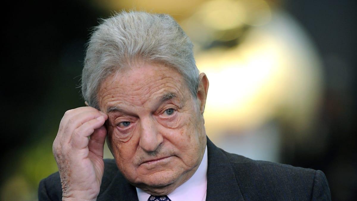 George Soros Quits Hedge Fund