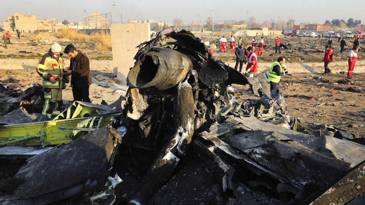 Iran's Guard Accepts Responsibility for Plane Shootdown