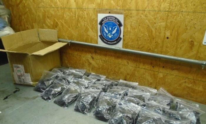 Seizure of 10,800 Gun Parts Highlights Surge in Intercepts of Chinese Contraband Weapon Parts…