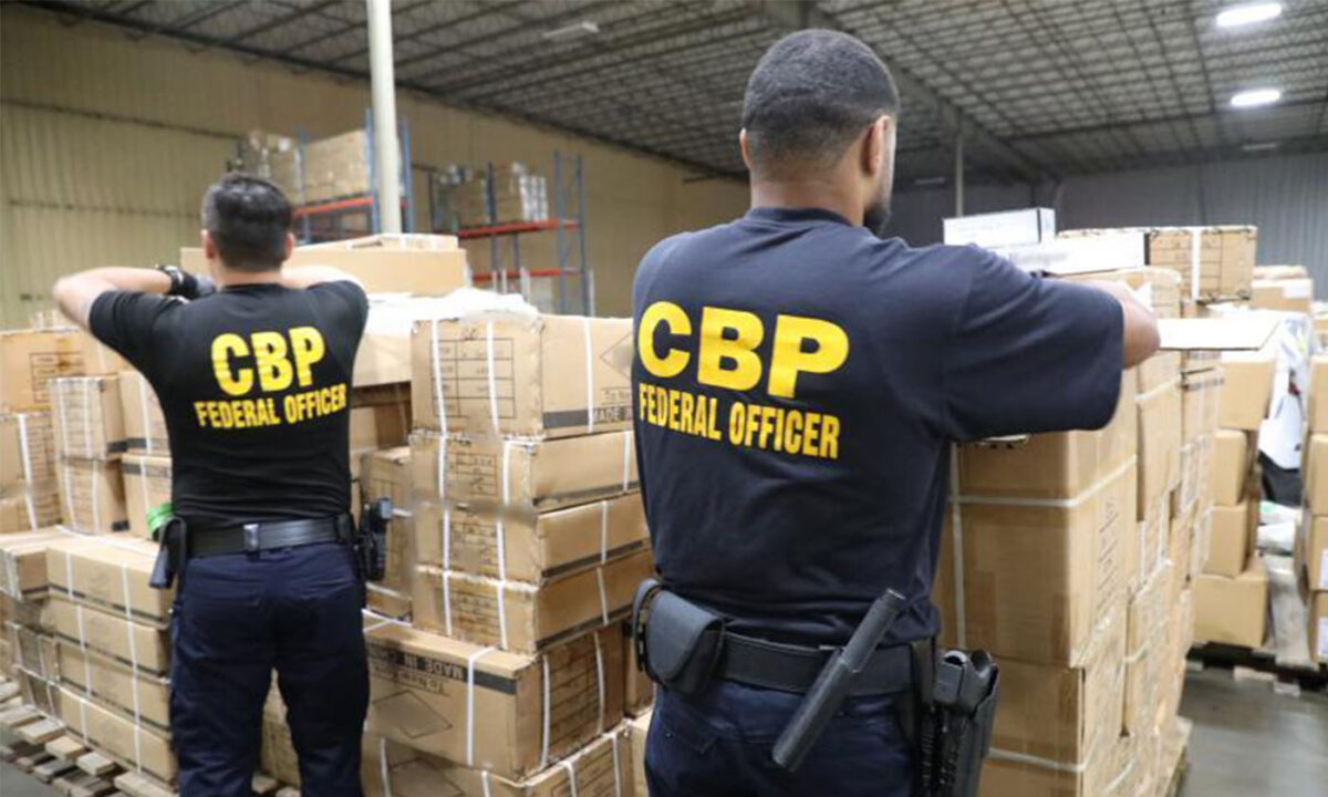CBP Detains Chinese Shipment of Suspected Forced Labor Products Made with Human Hair…